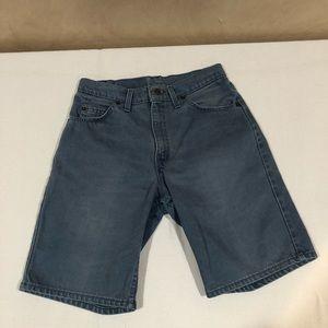 Levi's Strauss 550 Orange Tab Shorts W30